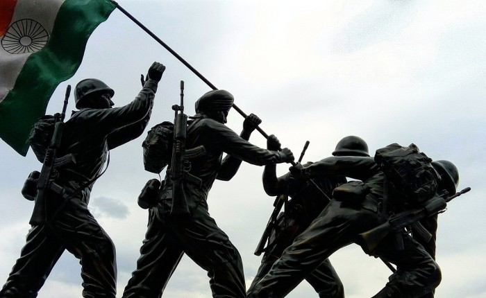 Roars of the Immortal (Dedicated to the martyrs ofPulwama)